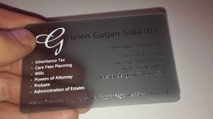 Translucent Plastic Business Cards A Tinted Smoked Frosted Translucent Plastic Business Card