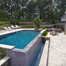modern pool designs and landscaping. Franklin Lakes NJ Modern Pool Design Designs And Landscaping A