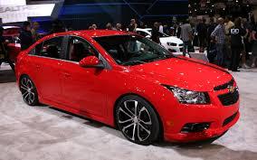 Chevrolet Cruze - SEMA 2011 - Motor Trend