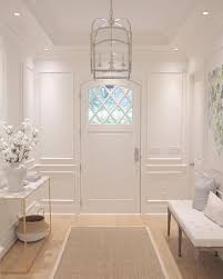 Pin by Bridget Downey on All White | Pinterest | Foyer decorating ...