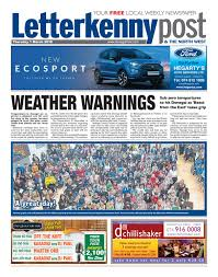 Letterkenny Post 01 03 2018 By River Media Newspapers Issuu