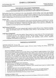 Food Server Resume Classy Food Service Resume Examples 48RPC Fast Food Server Resume Examples