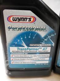 Wynns Synthetic Atf Application Chart Wynns Transformer At Automatic Transmission Treatment 15701