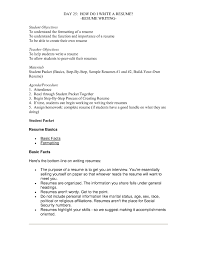 Creating A Good Resume 45 Advanced How To Build A Good Resume Zo I101757 Resume Samples
