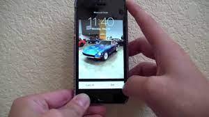 HACKED: Apple iPhone 5S Wallpaper Crop ...