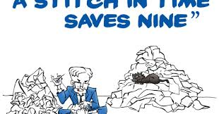 a stitch in time saves nine ideas in action digital tab a stitch in time saves nine ideas in action digital tab