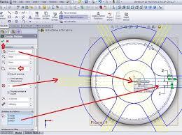 Circular Pattern Solidworks Mesmerizing SOLIDWORKS Simple Tutorials Circular Pattern