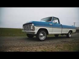 CCL 1967 Mercury M100 BLUE - YouTube