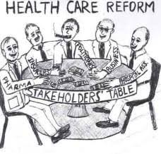stakeholders in healthcare government health care anticorruption society