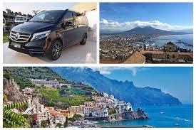 Napoli Amalfi Private Transfer In Minivan Trip Com