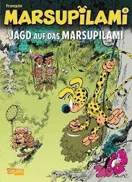 Marsupilami 00: Jagd auf das Marsupilami: Franquin, André: 9783551799005:  Amazon.com: Books