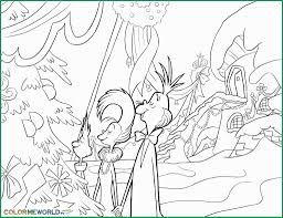 Grinch Coloring Pages Printable Cute Whoville Characters Free