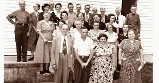 Alton West Virginia History: UB Church Photo, updated
