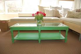 character living green coffee table dark espresso with metal legs style focuses focal point modern materials