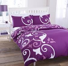 purple single duvet cover the duvets