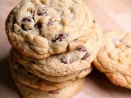 chocolate chip cookies recipe card. Modren Chip Chocolate Chip Cookies Inside Recipe Card O