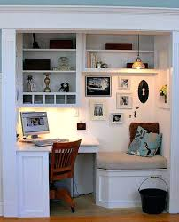 closet office space. Closet Office Not That I Have An Empty But Do Like Turn Your . 2 Turned Into Space S