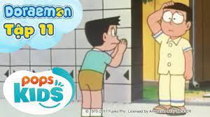 Tuyển Tập Hoạt Hình Doraemon Tiếng Việt Tập 11 - Bản Dự Báo Thời Tiết, Điện  Thoại Thú Nuôi