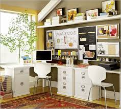 office space saving ideas. Architecture , Small Office Design Ideas : Nice Space Saving