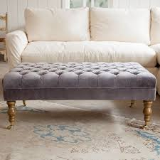 shabby ottoman chic rachel long tuffed pinterest couture from pale purple lilac tufted attractive ideas