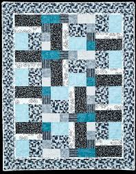Rectangles and Squares | An elegant, straight forward quilt ... & Rectangles and Squares | An elegant, straight forward quilt pattern for  beginners that responds well Adamdwight.com