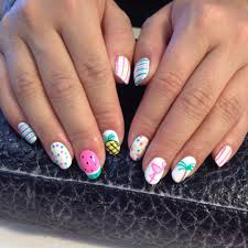 Summer Nail Art Designs For Short Nails - Best Nails 2018