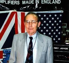 Harry Joyce Tribute Site - Home 2017