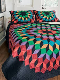 106 best Quilts - On Black images on Pinterest | Stars, Dimples ... & Curl up with Pendleton quilts that will make your bedroom beautiful. Shop  Southwestern quilts, patchwork quilts and more. Adamdwight.com