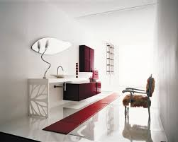 Dark Red Bathroom Accessories Bathroom Ideas Luxury Modern Twin Ceiling Rain Shower With