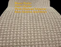 a high quality durable loop carpet made with premium solution dyed polyester fibers designed to hold up in traffic areas and is high stain resistance
