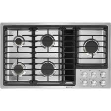 jenn air induction cooktop with downdraft. Modren Cooktop JennAir 36u201d JX3 Gas Downdraft Cooktop JGD3536GS Intended Jenn Air Induction With O