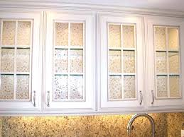 stained glass door window inserts cabinet white kitchen doors leaded inse