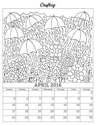 Small Picture 2017 March Calendar Coloring Page Coloring Coloring Pages