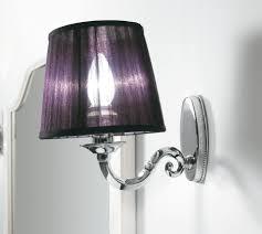 Applique classica / da bagno / in metallo / per specchio - ALBA - EBAN
