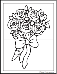 Cool abstract design coloring pages 86jh9. 73 Rose Coloring Pages Customize Pdf Printables