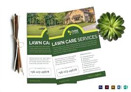 Lawn Care Flyer Template Word Flyer Outline Templates For Your Business Good Flyer Design Cathodic
