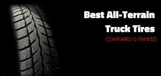 Best All Terrain Truck Tires Ranking Automoto Zine