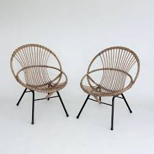 A Bamboo Rattan Chair Lovely Chairs With Best  Wicker Images On Home