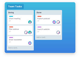 Online Group Task Manager Trello