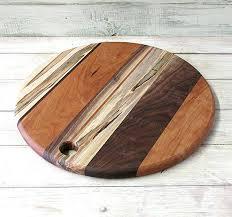 rustic cutting board rustic wooden