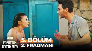 Aşk Mantık İntikam 5. Bölüm 2. Fragmanı | Gözümün Önünde Birbirlerini  Seviyorlar - YouTube