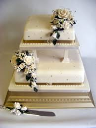 traditional square wedding cakes. Brilliant Traditional Wedding Cakes  Classic  Intended Traditional Square E