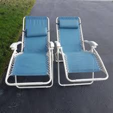 2 zero gravity patio chairs patio