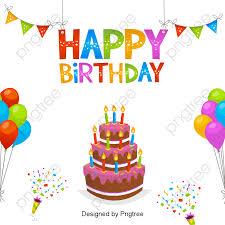 Multi Layer Birthday Cake Birthday Clipart Cake Clipart Vector