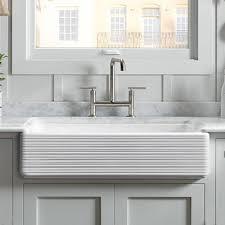 bathroom farm sink. Farmhouse \u0026 Apron Kitchen Sinks Bathroom Farm Sink H