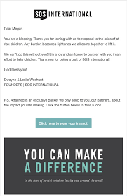What Makes A Good Donation Thank You Letter Classy