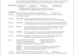 Office Assistant Resume Templates Administrative Assistant Resume ...
