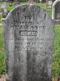Eleanor Gibb (1786-1852) - Find A Grave Memorial