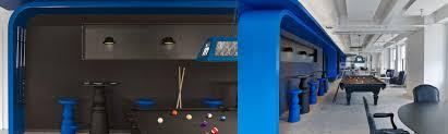 Linkedin new york office Linked Single Project Banner Long Room Linkedin New York Office Innermost