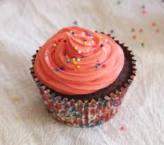 chocolate cupcakes with pink icing recipe. Beautiful Recipe Milk Chocolate Cupcakes Cream Cheese Frosting Pink Breast Cancer Awareness  7  Inside Chocolate Cupcakes With Pink Icing Recipe T